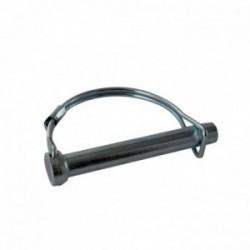 Goupille de sécurité à arceau UNIVERSELLE axe 70 mm diamètre 10 mm