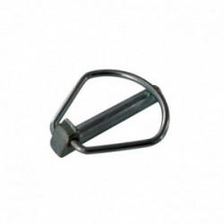 Goupille d'arrêt UNIVERSELLE 45 mm diamètre 8 mm pour axe 35 mm