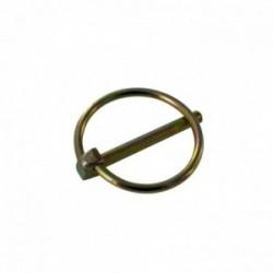 Goupille d'arrêt UNIVERSELLE 34 mm pour axe diamètre 25 mm