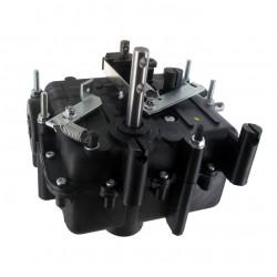 Boitier de transmission 4 rapports (3 avant et 1 arrière) TIELBURGER - WEIGANG AZ-016-022A - BV3DR