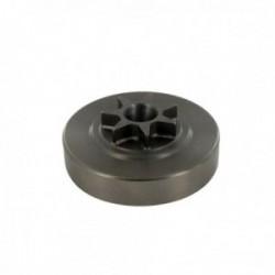 Pignon étoile 404 - 7 dents pour tronçonneuse ECHO CS801 - CS802 - CS901 - CS8021