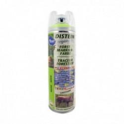 Traceur forestier fluo jaune - Aérosol 500 ml
