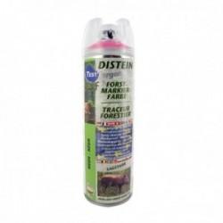 Traceur forestier fluo cerise - Aérosol 500 ml