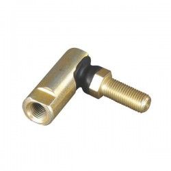 ROTULE DE DIRECTION mâle 3/8 x 24 de long - femelle 3/8  x 24 de long  MTD 723-0156 - 723-3018 - MURRAY 21031 - AYP 109850X